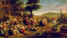 La Kermesse- Rubens