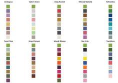 2017 PANTONE trend color [CMYK] (Greenery)  2017 팬톤 트랜드 컬러 [CMYK] (그리너리) AI 파일,ASE 파일