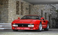 1984 Ferrari 288 GTO Maintenance/restoration of old/vintage vehicles: the material for new cogs/casters/gears/pads could be cast polyamide which I (Cast polyamide) can produce. My contact: tatjana.alic@windowslive.com