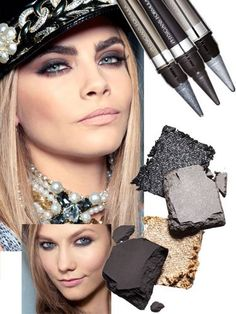 Top 11 Spring Runway Beauty Trends to Wear Now | Photo Gallery - Yahoo! Shine