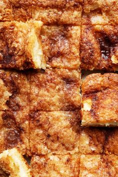 Save the recipe! Cresent Rolls, Cinnamon Cream Cheeses, Best Dishes, Vegetarian Cheese, Recipe Of The Day, Baking Pans, French Toast, Bacon, Oven