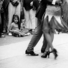 Bailar de lejos no es bailar