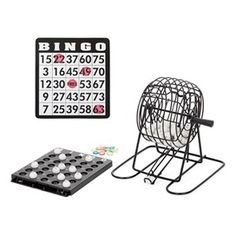 BINGO : First Bingo Game - early 1920's   Hugh J. Ward first came up with the concept of bingo in Pittsburgh and began running the game at carnivals in the early 1920s, taking it nationwide in 1924. He secured a copyright on the game and wrote a book of Bingo rules in 1933.