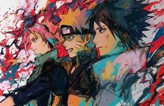 Team 7 | Anime Amino