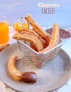 Recette des churros faciles et sans machine ! #churros #chichis #recette