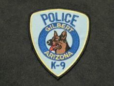 Gilbert Police K-9