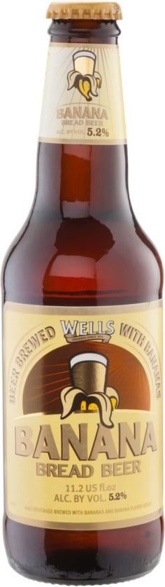 Brewed by Charles Wells Banana Bread Beer