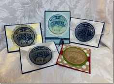 Wonderful Blessing Stampin' Up