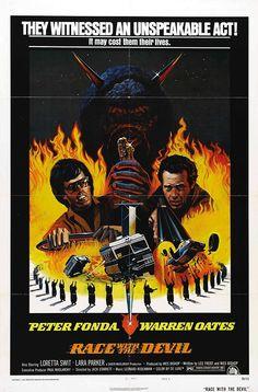 Peter Fonda/Warren Oates - Race With The Devil