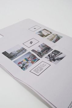 5 BRGHS Magazine by Esther Li, via Behance