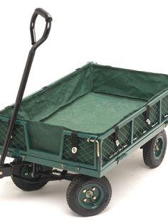 Garden Cart - Garden Wagon - Nursery Cart | Gardener's Supply