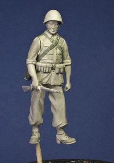 Polish Infantry 1939 1/35 figure