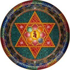 Mandala 19 – Vajrayoghini | Ocean of Mandalas