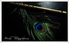 27+ Krishna Flute And Peacock Feather Images [Lord Krishna]