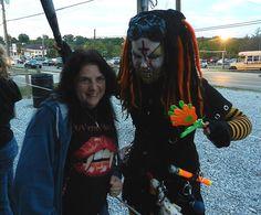 Lillabe the Clown!