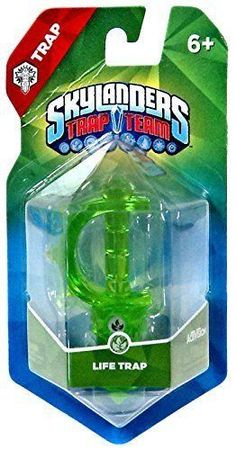 Skylanders: Trap Team: LIFE TRAP Life Element Trap Pack
