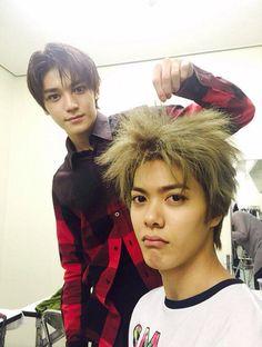 Hansol and Taeyong #SMROOKIES