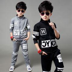 29.56$  Watch here - https://alitems.com/g/1e8d114494b01f4c715516525dc3e8/?i=5&ulp=https%3A%2F%2Fwww.aliexpress.com%2Fitem%2F2016-New-Fashion-Casual-Kids-Boys-Children-s-Sets-Mandarin-Collar-Children-s-Clothing-Set-Full%2F32629330542.html - 2016 New Fashion Casual Kids Boys Children's Sets Mandarin Collar Children's Clothing Set Full Coat For Boy NTTZ-208 29.56$