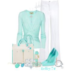 A fashion look from April 2013 featuring Issa blouses, Farhi by Nicole Farhi pants and Gianvito Rossi pumps. Browse and shop related looks. Classy Outfits, Pretty Outfits, Chic Outfits, Fashion Outfits, Womens Fashion, Office Fashion, Work Fashion, Spring Fashion, Work Attire