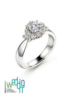 여자의 로망 다이아몬드 반지, 보기만 해도 황홀해요+_+