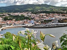 TERCEIRA (AZORES ISLANDS)  Also got to see the inside of this beautiful island because Jessica lives here.