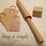 Make Life Easier by Simplifying Gift Wrapping
