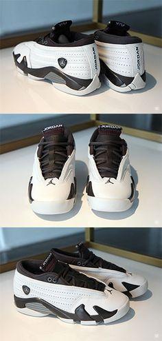 "Air Jordan 14 ""Phantom"" Details on how to preorder on https://www.kickbackzny.com/shop/preorders/nike-air-jordan-xiv-14-retro-low-phantom/"