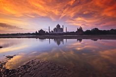 """""""Sunsets here are like nowhere else…   Photos That Prove India Is The Most Colourful Place On Earth"""""""