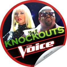 The Voice Season 5: The Knockouts, Part 1