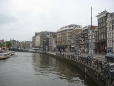 Amsterdam - Rokin Canal
