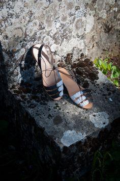 Ball Pages Tie Dye Doble Calada Espadrilles Sandals #beautiful #summer #sandals #ballpages #espadrilles #tiedye #reveries