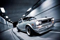 Classic Nissan Skyline GTR