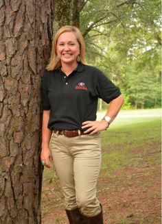 Sharon Holbrooks (BFR '04, MS '07). Winterville, GA. USDA NRCS Conservation Easement Specialist.