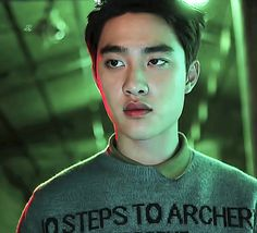 Uploaded by peachyeol; Find images and videos about exo, d.o. and do kyungsoo on We Heart It - the app to get lost in what you love. Kaisoo, Kyungsoo, Exo Korean, Exo Do, Kim Junmyeon, Do Kyung Soo, Xiu Min, Kpop Exo, Sexy Gif