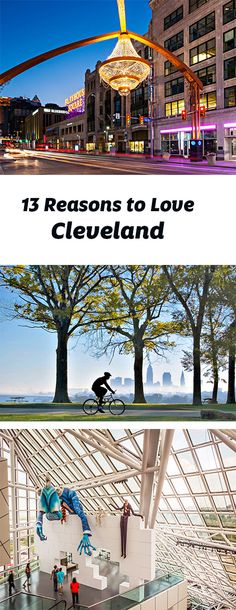 To paraphrase a show tune: It seems like suddenly everything's coming up Cleveland. LeBron is home. The 2016 GOP convention is coming to town. And the city's postrecession brain gain rivals Seattle's, stoking youthful verve and hometown pride. Here's why we can't get enough of The Land.