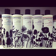 COWSHED body lotions