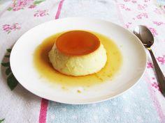 Gluten dairy free desserts- Creme caramel