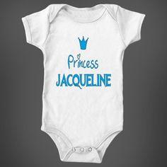 Frozen Princess Jacqueline Baby Girl Name
