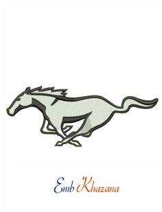 Mustang Emblem, Ford Mustang Logo, Mustang Cars, Mustang Horses, Car Badges, Car Logos, Auto Logos, Subaru Logo, Embroidery Designs