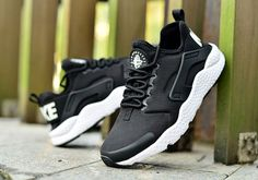"""The Nike Air Huarache Transformed In """"Ultra"""" Style - SneakerNews.com"""