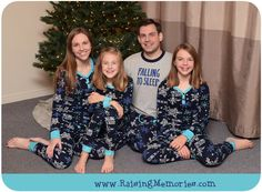 2017 Holiday Gift Guide Giveaway for Families and Kids! Holiday Gift Guide, Holiday Gifts, Matching Family Christmas Pajamas, Great Memories, Family Kids, Photography Tutorials, Giveaway, Mom, Xmas Gifts