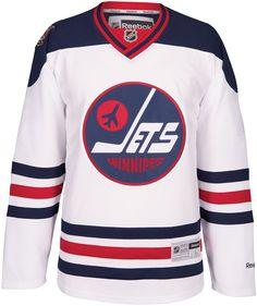 Winnipeg Jets 2016 Heritage Classic Reebok Premier Jersey #NHLJets
