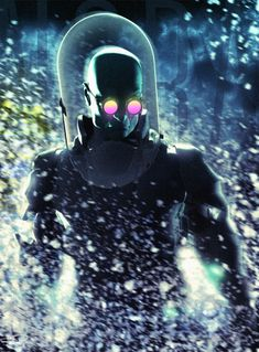 Mr. Freeze by Daniel