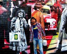 Arte – A arte de rua de Eduardo Kobra |