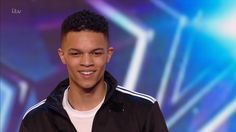 Balance - Britain's Got Talent 2016 Audition week 3