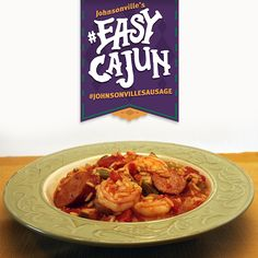 """IT'S YOUR LAST CHANCE! PIN your favorite jambalaya, gumbo or other sausage-and-rice recipes, TAG with """" #EasyCajun with #JohnsonvilleSausage"""" and then ENTER at http://johnsonville.com/easycajun for a chance to #win a rice cooker, Johnsonville Andouille Sausage and Uncle Ben's rice! #contest #sweepstakes"""
