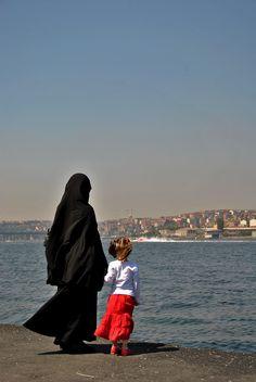 Mother - Istanbul Constantinopolis Turkey