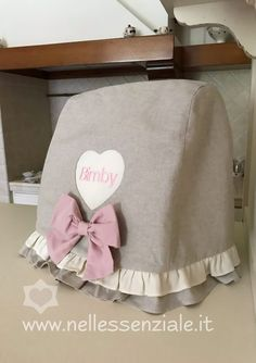 Sewing Caddy, Sewing Projects, Projects To Try, Pillow Crafts, Basket Liners, Shabby Flowers, Sewing Stitches, Couture, Home Decor Kitchen