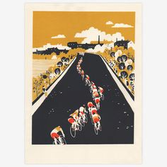 Tactics Screenprint Yellow now featured on Fab.