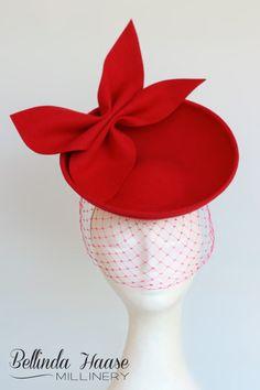 velma  BY BELLINDA HAASE  #millinery #hats #HatAcademy